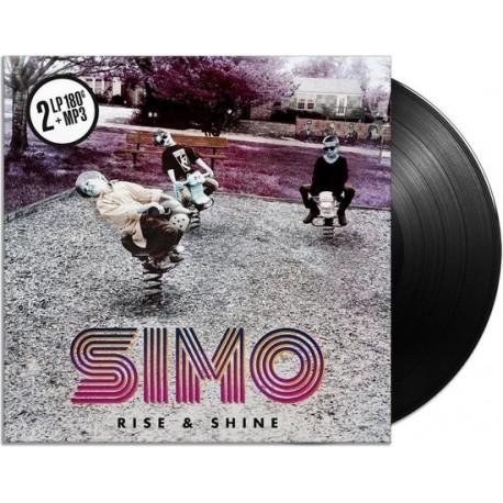 Simo – Rise & Shine (2 LP)