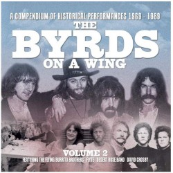 The  Byrds On A Wing - Volume 2 (6 CD)