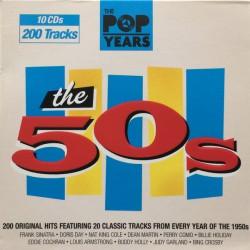 Various – The 50's (10 CD, Box-set)