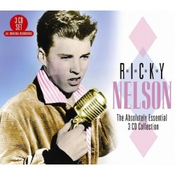 Ricky Nelson – The Absolutely Essential 3 CD Collection