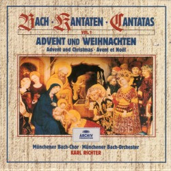 Johann Sebastian Bach - Münchener Bach-Chor · Münchener Bach-Orchester (4 CD)