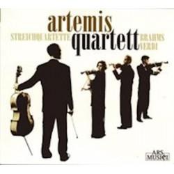 Artemis Quartett - Brahms & Verdi