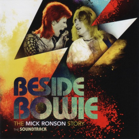 Various – Beside Bowie: The Mick Ronson Story The Soundtrack