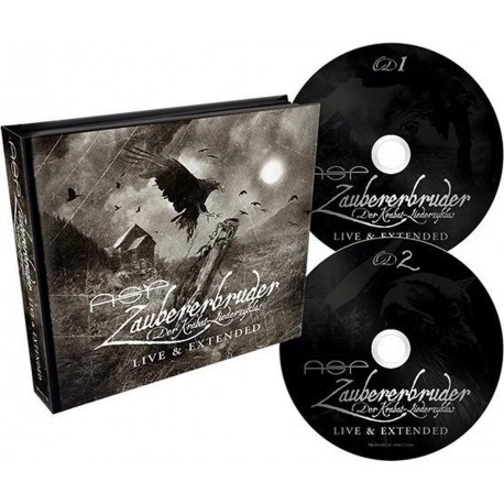 ASP – Zaubererbruder - Der Krabat-Liederzyklus - Live & Extended
