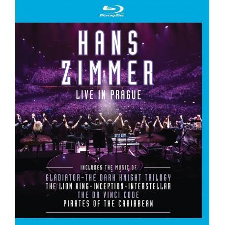 Hans Zimmer – Live In Prague (Blu-ray Disc)