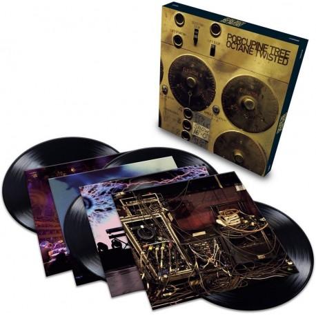 Porcupine Tree – Octane Twisted (4 LP)