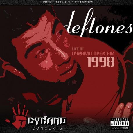 Deftones – Live At Dynamo Open Air 1998