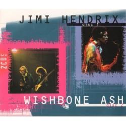 Jimi Hendrix / Wishbone Ash – Jimi Hendrix / Wishbone Ash