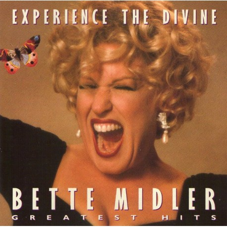 Bette Midler – Experience The Divine (Greatest Hits)