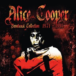 Alice Cooper - Broadcast Collection 1971-1995 (8CD)