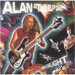 Alan Davey – Chaos Of Delight
