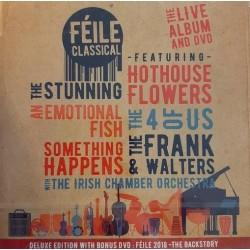 Various – Feile Classical The Live Album (CD + DVD)