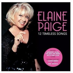 Elaine Paige – 12 Timeless Songs