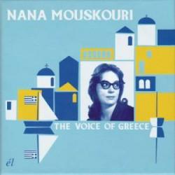 Nana Mouskouri – The Voice Of Greece (CD)