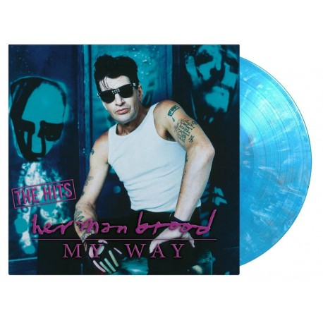 Herman Brood - My Way (Blue Vinyl)