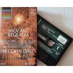 Mozart: Requiem - Sir Colin Davis,  BBC Symphony Orchestra (Cassette)