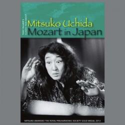 Mitsuko Uchida - Mozart in Japan - Tony Palmer's Classic Film (DVD)