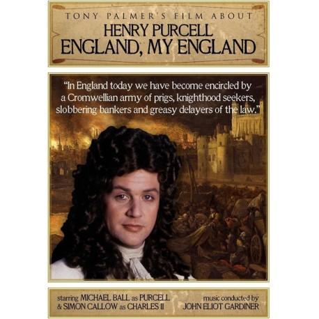 Tony Palmer's Filem About Henry Purcell - England, My England (DVD)