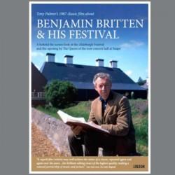 Tony Palmer's 1967 Classic Film About Benjamin Britten & His Festival (DVD)