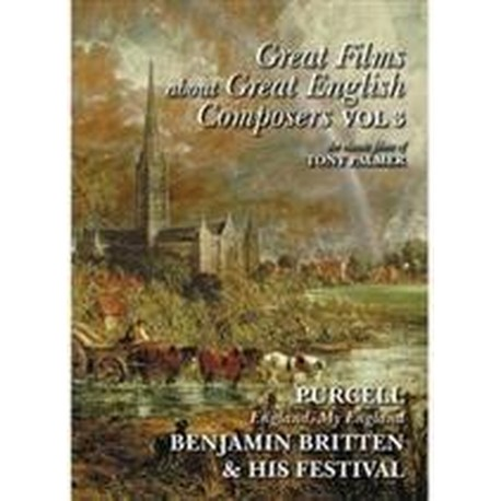 Great Films About Great English Composers Vol. 3 - The Classic Films Of Tony Palmer (2DVD)