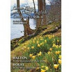 Great Films About Great English Composers Vol. 4 - The Classic Films Of Tony Palmer (2DVD)