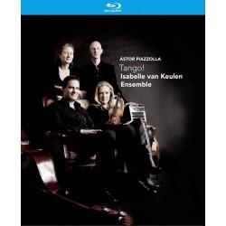 Isabelle Van Keulen Ensemble - Tango! (Blu Ray)