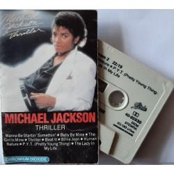 Michael Jackson – Thriller (Cassette)