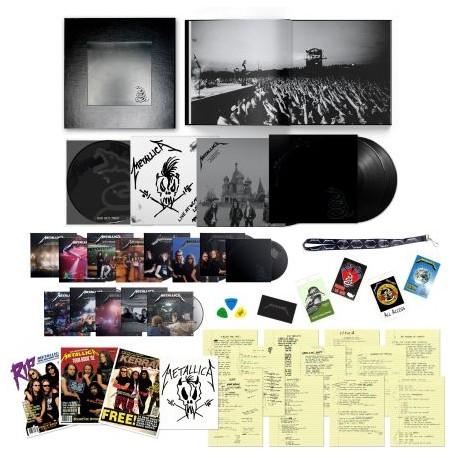 Metallica – Metallica (remastered box)