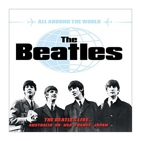 The BEatles - All Around The World (3CD Box)