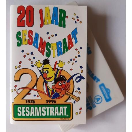 Sesamstraat – 20 Jaar Sesamstraat (Cassette)