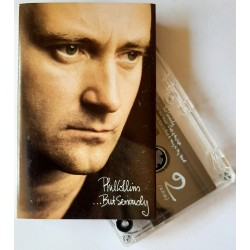 Phil Collins – ...But Seriously (Cassette)