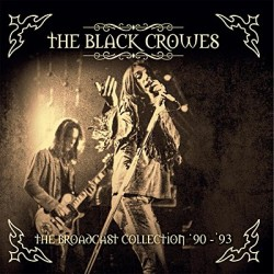 Black Crowes - The Broadcast Collection '90 - '93 (5CD Box)