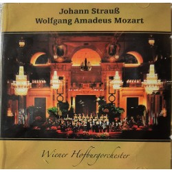 Johann Straus / Wolfgang Amadeus Mozart - Wiener Hofburgorchester