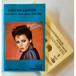 Sheena Easton – You Could Have Been With Me (Cassette)