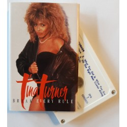 Tina Turner – Break Every Rule (Cassette)