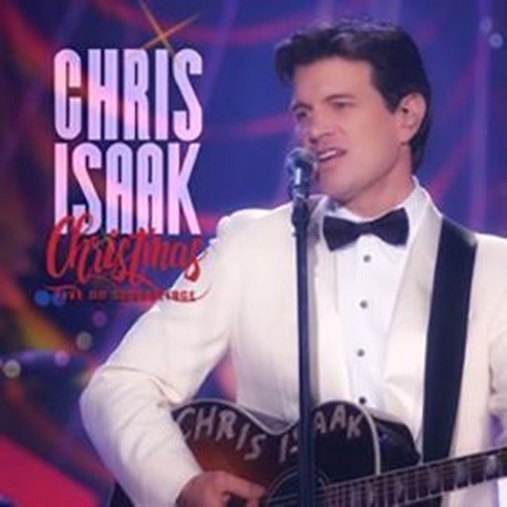 Chris Isaak Christmas Live on Soundstage (CD+DVD)