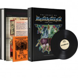 The Spirit of Hawkwind - 1969 - 1976