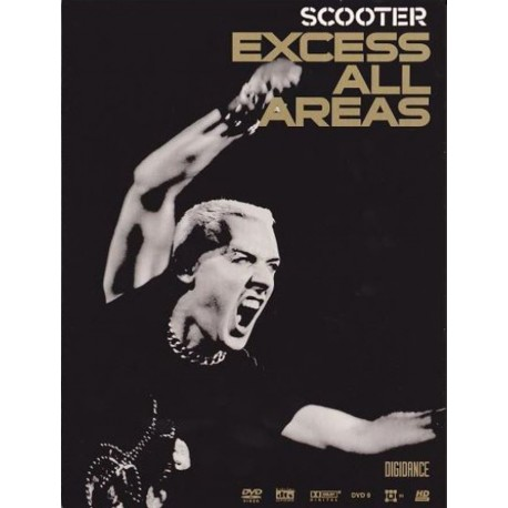 Scooter - Excess All Areas (2 DVD)