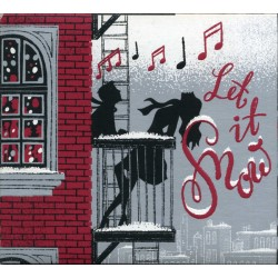 Various – Let It Snow (CD)