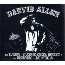 Daevid Allen – Bananamoon Obscura 1 & 2