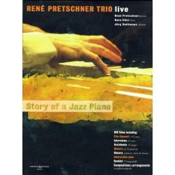 René Pretschner - Live - Story Of A Jazz Piano (DVD)