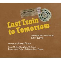 Carl Davis – Last Train To Tomorrow (CD)