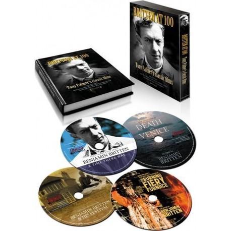 Britten At 100 - Tony Palmer's Classic Films (4 DVD)