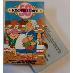Kinderkoor: De lieverdjes. Wim van der Hurk. (Cassette)