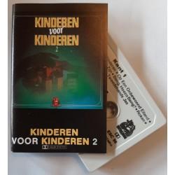 inderen voor Kinderen – Kinderen Voor Kinderen 2. (Cassette)