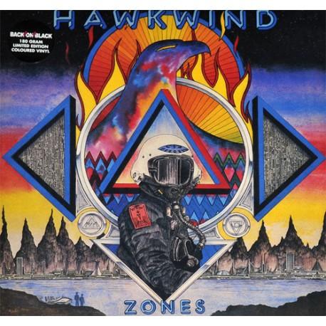HAwkwind - Zones (2 LP)