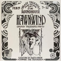 Hawkwind - Greasy Truckers Party (2 LP)