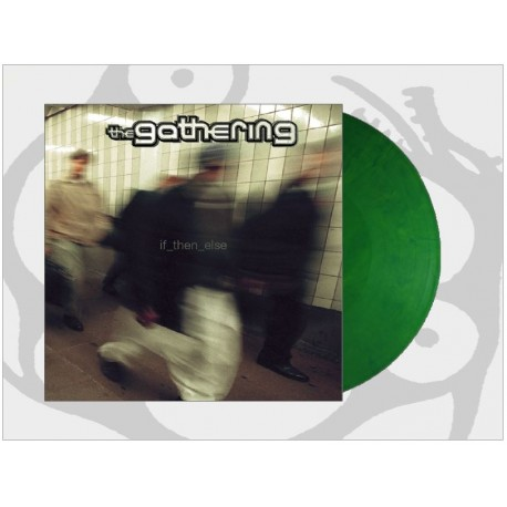 The Gathering - If_then_else (Green Vinyl)