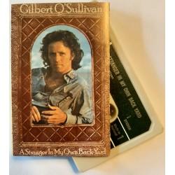 Gilbert O'Sullivan - A Stranger in My Own Back Yard (Cassette)