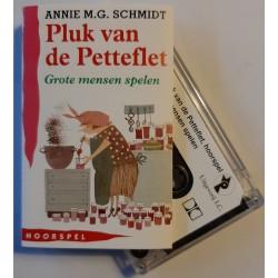 Annie M.G. Schmidt - Pluk van de Petteflet, deel 7- Grote mensen spelen. (Casette)